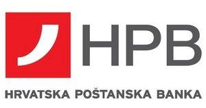 Hrvatska poštanska banka ATM logo | Koprivnica | Supernova